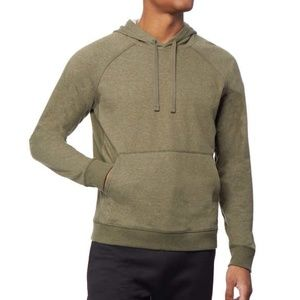 32 degrees Heat green / khaki pullover hoodie NWT